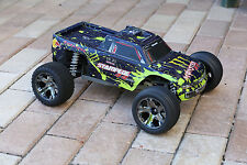 Traxxas Rustler / Stampede Muddy Monster Body Truck Car Shell Cover