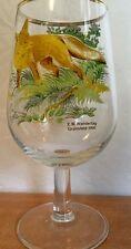 German Glass Cup 2. W. Wandertag Grunsfeld 1991 Rare Vintage