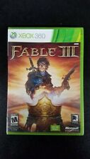 Fable III  3 (Microsoft Xbox 360 Game) NEW Factory Sealed