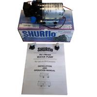 Shurflo Trial King 7, 30 PSI 12v – 7 LPM Water pump for Campervan, motorhome