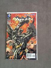 Batman #12 New52 VF/NM (Bryan Hitch Variant Cover).