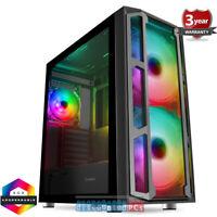 Intel Core I7-10700KF  8 core Gaming Pc NVMe, RTX 3060 Dual Fan OC 12GB  up722