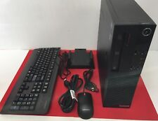 Lenovo ThinkCentre M93p SFF i5-4570 4GB 500GB Windows 7 Pro 10A8000WUS ✔NEW ➨3YR