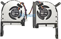 New for Asus TUF Gaming FX505DT FX705DT FX95G FX86 FX86FE GPU + CPU Cooling Fan