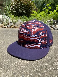 Used New Era Lehigh Valley Iron Pigs Bacon Minor League Baseball Snapback Hat