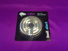 Stainless Steel Boil Alert Milk Saver Pot Watcher From Chef Aid