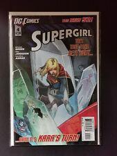 Supergirl #4 - Vol. 6 - New 52 - DC Comics  - NM