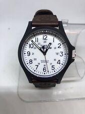 Timex Mens Ironman 100 Lap Black Yellow Digital Watch #31