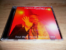 CAPTAIN BEEFHEART & HIS MAGIC BAND - TROUT MASK HOUSE SESSIONS 1969 - CD
