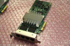 Intel Pro 1000 PT Quad Port Gbit Server Adapter Netzwerkkarte LP-Blende