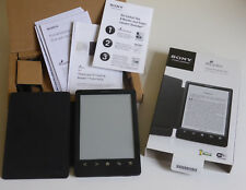 E-Book Reader Sony prs-t3 2 Go, WLAN, 15,2 cm (6 pouces) - noir en NEUF dans sa boîte, Distributeurs