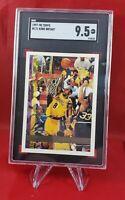 1997 Topps Kobe Bryant #171 HOF Los Angeles Lakers SGC 9.5 MINT+ GEM CENTERED