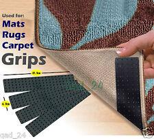 Mat Rug Carpet Grips - Non Slip Gripper Strip Slide Anti Skid For Hallway Runner