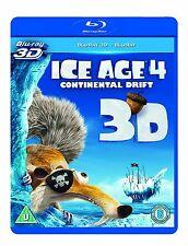Ice Age 4: Continental Drift 3D  (Blu-ray  3D + Blu-ray)