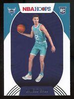 2020-21 Panini NBA Hoops LAMELO BALL Rookie Card RC #223 Charlotte Hornets E5