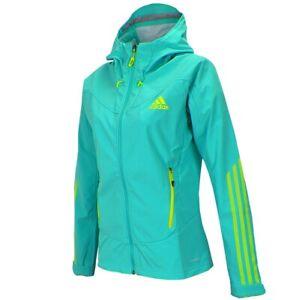 Adidas Softshell Climaproof Outdoor Übergangsjacke Jacke Wanderjacke wasserdicht