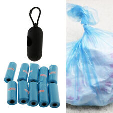 10rolls Plastic Bag & Storage Box Garbage Bag Storage Box for Garbage Clean