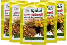 Link Enriched Paspanguwa Cold Flu Fever Cough Relief Ayurveda Herbal Drink 25g
