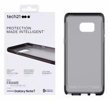 Tech21 Evo Frame Case for Samsung Galaxy Note 7 Fan Edition - Smoke