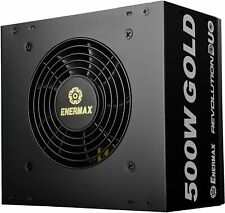 Enermax REVOLUTION DUO 500W 80+ Gold Power Supply - Open Box