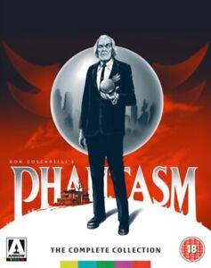 Phantasm Complete 5 Movies collection II III Oblivion Ravager Blu Ray Box Set RB