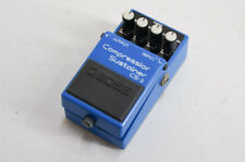 Works Well BOSS CS-3 Compression Sustainer Pedal Compressor Free Ship 983v19