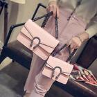 Women Snake Hasp Handbags Luxury Design Messenger Bags Shoulder Satchel Chain
