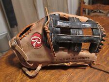 "Rawlings HOH PRO-B Heart Of The Hide Baseball Horween 12.75"" RHT REK01"
