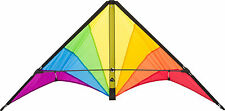 HQ Sports kite Trick kites Stunt kite Delta Flizz Retro Line 42 1/2x19 11/16in