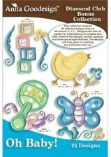 Oh Baby Anita Goodesign Embroidery Machine Design Cd