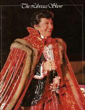 LIBERACE Autographed Program - 1983