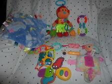 Lovey Developmental Baby Toys Rattle Sound Plush Soft Toy Stuffed Animal