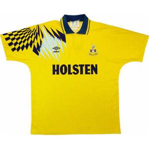 1990s Tottenham Hotspur Away Football Shirt Retro Soccer Jersey KLINSMANN #18