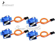 4PCS 9G SG90 Micro Servo Motor Helicopter Airplane Remote Control RC Robot Arm
