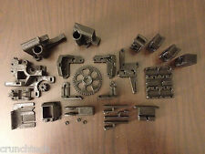 Reprap Prusa Mendel Rework i3 Printed Parts Kit - CARBON FIBER INFUSED ABS