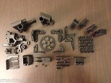 Reprap Prusa Mendel Rework i3 Printed Parts Kit - CARBON FIBER INFUSED ABS