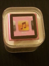 Apple iPod Nano 6th Gen 16GB Pink, MC698LL/A (Worldwide Shipping)
