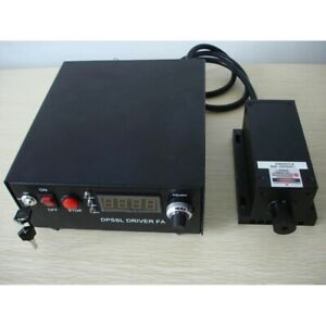 808nm 10w  Infrared IR Laser Module+ TTL/Analog + TEC Cooling+85~265V