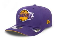 New Era - NBA LA Los Angeles Lakers Snapback 9FIFTY  Cap S/M Neu Stretch-Snap