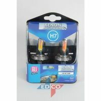 2x H7 XENON HEADLIGHT BULBS HEAD LAMPS SET BRIGHT MEGA WHITE 12V 60W/55W