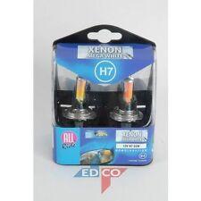2x H7 XENON HEADLIGHT BULBS HEAD LAMPS SET BRIGHT MEGA WHITE 12V 60W/55W