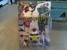 RARE DEAD LEAVES KUBRICK FIGURE CHINKO-DRILL MEDICOM TOY 2004 MOC