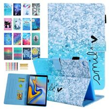 For Samsung Tab S5e 10.5 Inch Tablet 2019 T720/T725 Smart PU Leather Case Cover