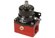 Aeromotive Universal A1000 Fuel Pressure Bypass Regulator 30-70 Psi Red & Black