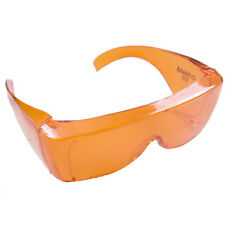 NoIR UV Shield Orange U60 - Fit Overs, Low Vision, UV Protection, Tinted Lenses