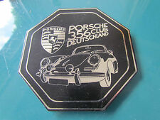 Porsche 356 club Allemagne (A) - autoplakette insigne badge placca plaques