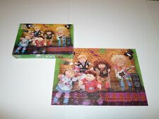 Complete! Cabbage Patch Kid 100 Piece Puzzle *Rock Band* Doll Blonde Star 4070-4