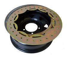 Raptor 4x4 Black Beadlock Wheel 6.5x15 ET-20 Suzuki Samurai Jimny Vitara