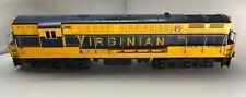 Vintage Lionel Postwar 2331 Virgianian FM Trainmaster Diesel Loco 1956 Yellow/B