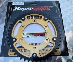Supersprox Sigilo Piñón Yamaha YZF R1, RN22, Rst 479-47, Sprocket, Piñón